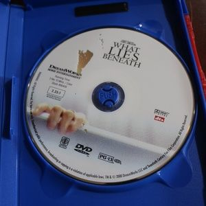 Other - What Lies Beneath DVD Blank Case